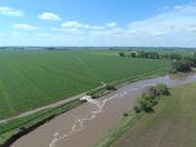 Logan Creek Dredge, East of Bancroft Nebraska