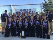 Scotts Valley's 14U Trouble Fastpitch Softball team is going to Nationals!