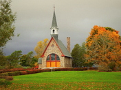 Autumn at Grand Pre