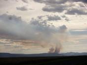 Morris Creek Fire