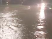 NW Ankeny floods