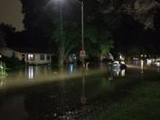 Twana Dr flooding Urbandale