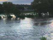 Birdland drive flooding