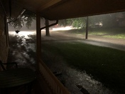 Backyard Raging River