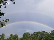 Rainbow in Ware Place