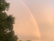 Rainbows in Fayetteville