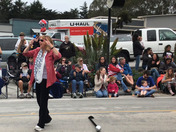 Aptos parade