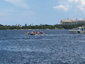 Lake worth raft