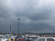 Lightning and thunder but no rain in Hanover Pa