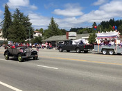 Scotts Valley parade footage 2018 fourth of July.