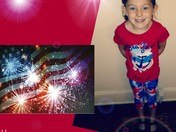 Happy 4th of July from Amber!!!