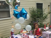 Melody Grant's 4th Birthday!