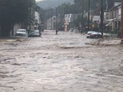 Millvale flooding