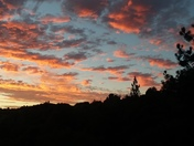 Silent Path Sunset