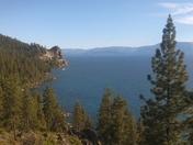 Lake Tahoe,  July 7, 2018