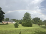 Beautiful Rainbow in Bush, La!