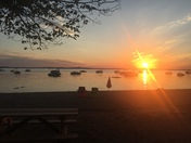 Sebago Lake family campground