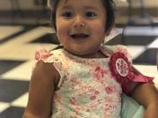 Austyn Rose 1st birthday Thursday July 12