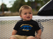 Avin Ryan's 1st Birthday 💙 7/11/17