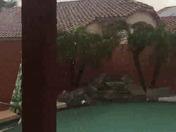 Hi Mark, took this video tonight in Goodyear, Az , Monsoon season is here!!