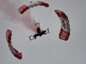 Skyhawks show