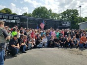 The Wall That Heals Fitchburg 2018