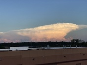 Looking southeast from Lenexa!