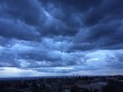 Beautiful Rain Clouds!