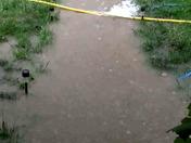 Flash flood Springer, NM!!!
