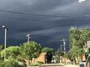 Rain storm ⛈