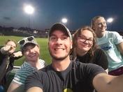 Seventh Inning Selfie
