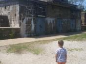Exploring NE history @ fort foster