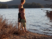 Plumas National Forest - Lake Davis Recreation Area