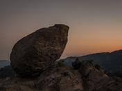 Lassen Park Sunset