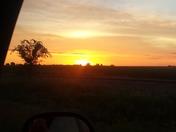 Bussey Iowa Sunrise