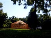 Building yurts