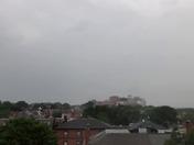 Slow Motion Lightning over Portland