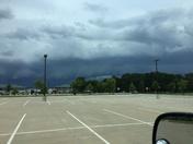 At NWACC 7-17-18 storm coming