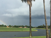 Another view, Hobe Sound Thunderstorm