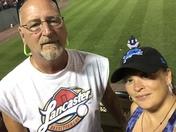 PERFECT night for Barnstormers baseball!
