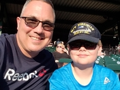 Night at the Lancaster Barnstormers