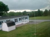 View from NE Mitchellville