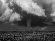 Tornado near Bondurant today