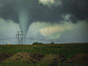 Tornadoes near Bondurant