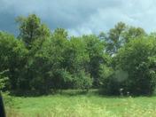 On I80 at Mitchellville looking toward Bondarant.