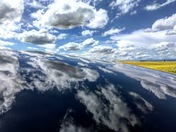 Clouds and Canolas
