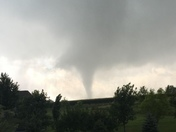 This was taken by Bennett Spronk just east of Pella.