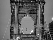 Suspension Bridge I took in 2018