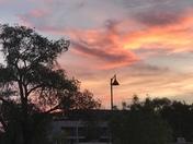 Sunrise in Nobhill