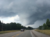 This video was taken at 17:22 on highway 210 in Campbellsville Kentucky